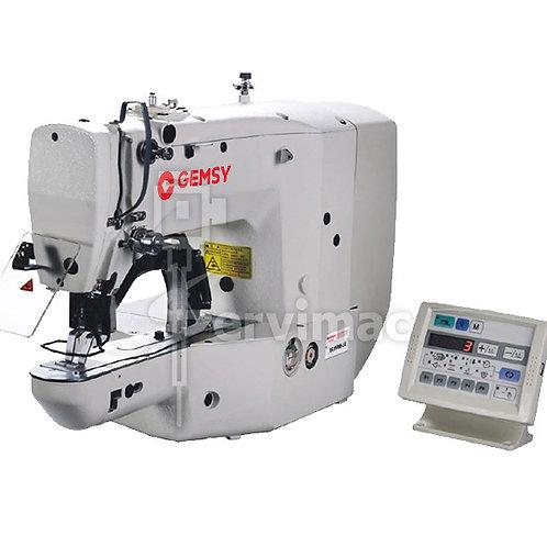 Máquina de Coser Atracadora con Motor Incorporado