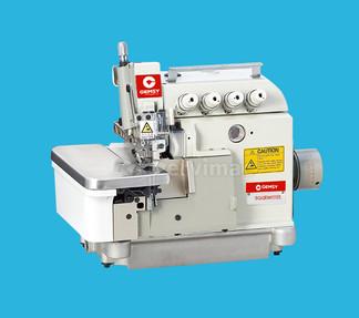 Maquina de coser industrial overlock