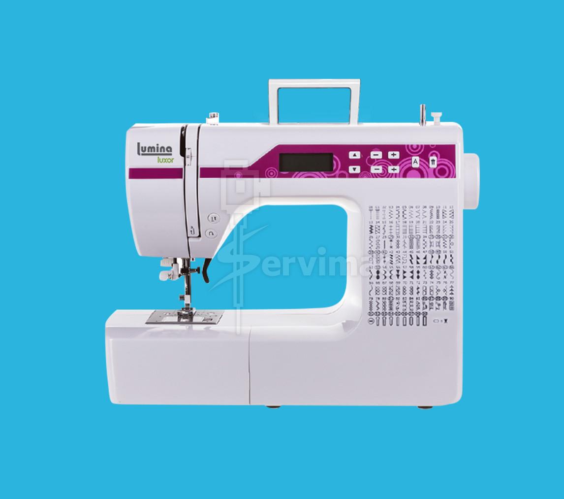 Maquina de coser domestica