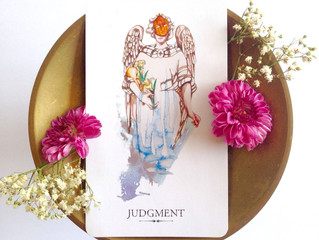 Energy for the Weekend: What Looks Fair In Your Life? (Judgment)