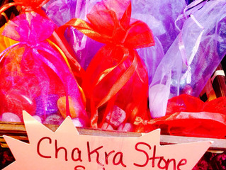 Chakra Stone Sets at the Shop!