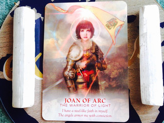 Weekend Energy: Joan of Arc