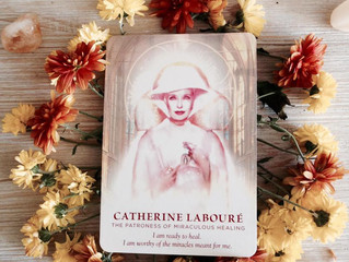 Weekend Energy: Catherine Labouré, the Patroness of Miracle Healing
