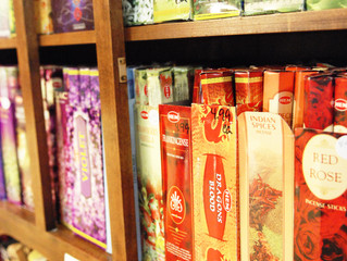 Incense on a Sunday Afternoon: What's your fave?
