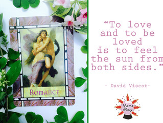 Angel Card of the Day: Romance