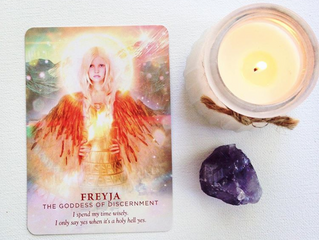 Divine Feminine Energy for the Day: Freyja