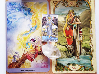Energy for the Week: Balance & Moderation (Temperance)