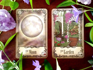A Full Moon for Day Dreamers (The Full  Flower Moon in Scorpio)