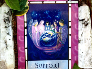 Energy for the Weekend: Support & Comfort from Our Ancestral Mothers