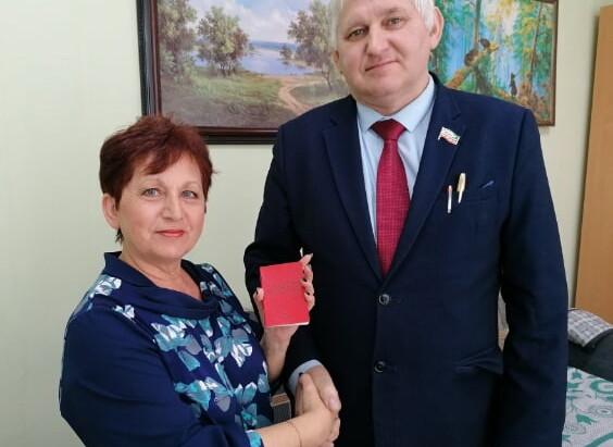 Елабужское МО ТРО КПРФ