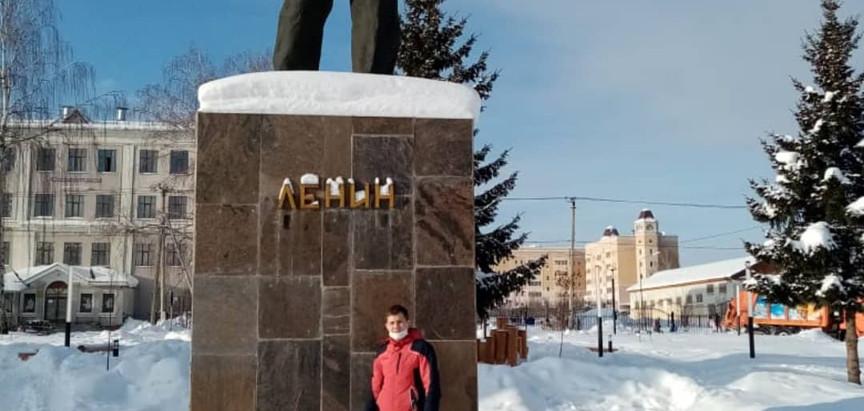 21 января, в 97-ая годовщина со дня смерти В.И. Ленина