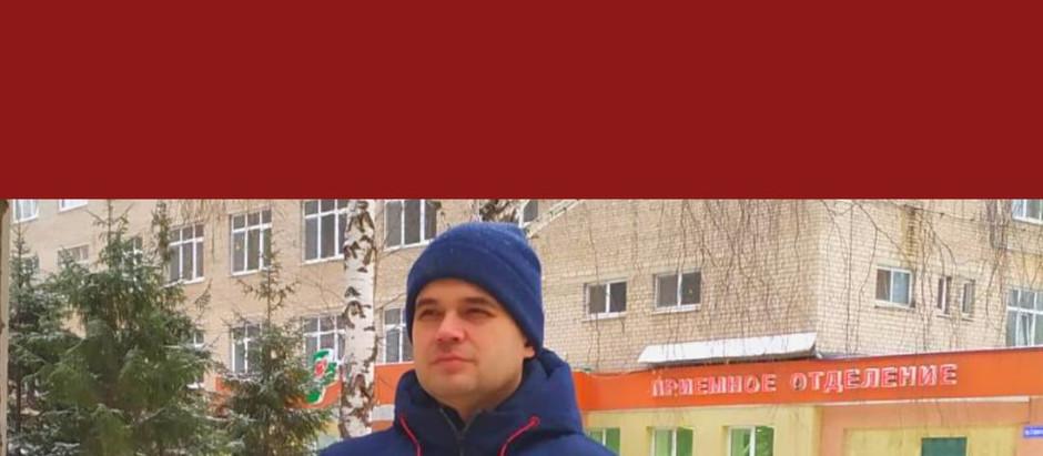 Серия пикетов в Альметьевске.