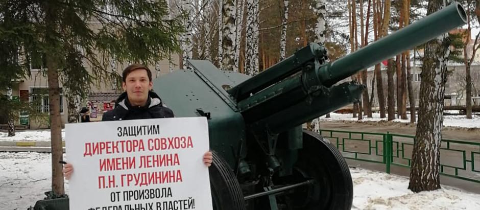 Серия пикетов в Зеленодольске!