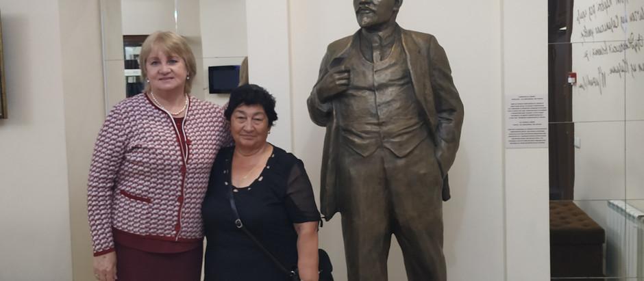 Гостья из Карачаево-Черкессии