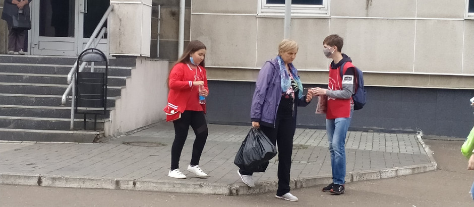 Пикеты в Нижнекамске!