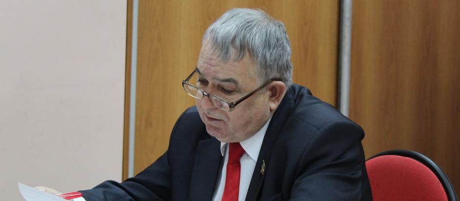 30 ноября в зале заседаний ТРО КПРФ на Дзержинского 5 состоялось заседание БЮРО