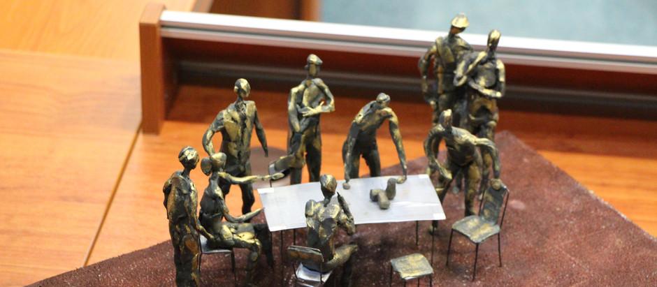 В Нижнекамске состоялось заседание ветеранов Всесоюзной ударной комсомольской стройки!