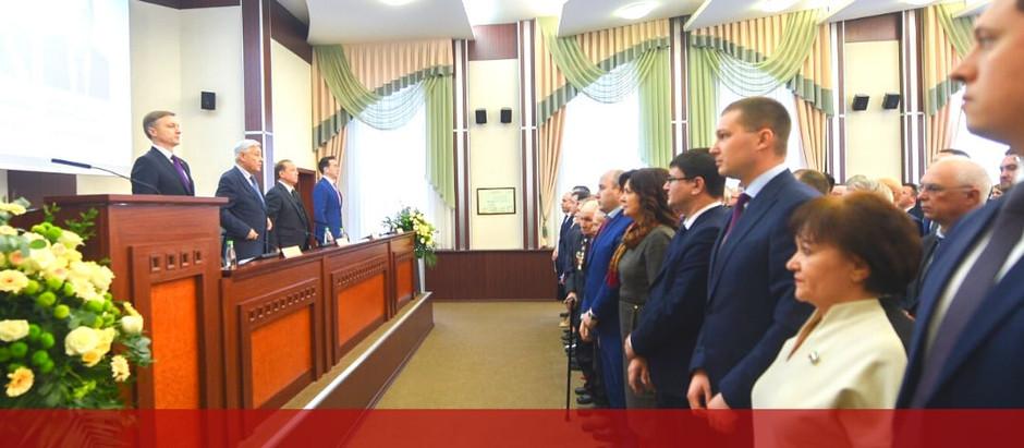 Итоговая сессия депутатов в Нижнекамске