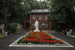 Дом-музей В.И.Ленина