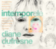 pochette album Intemporelle Diane Dufresne