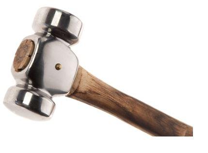 Jim Blurton Turning Hammer