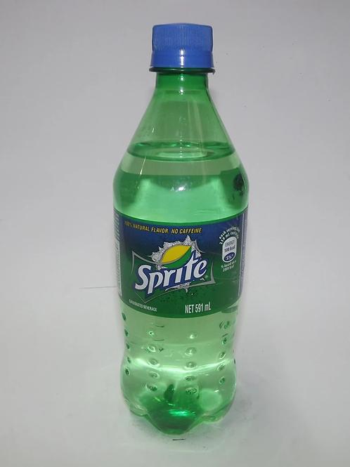 Sprite Lemon-Lime TasteBottle 591 ml