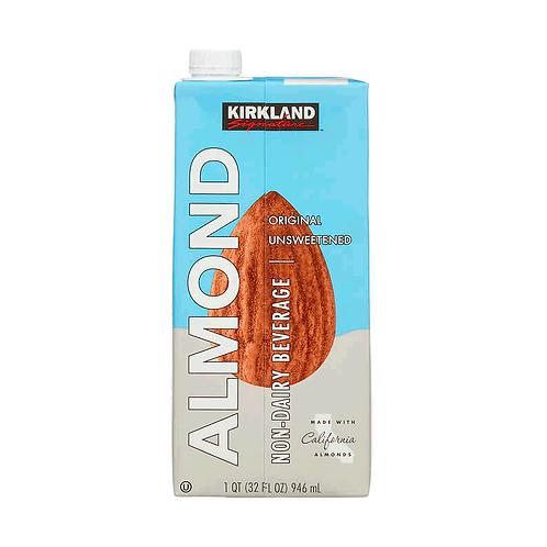 Kirkland Signature Almond Original Unsweetened 1 Lt