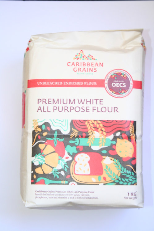 Caribbean  Grains Premium White