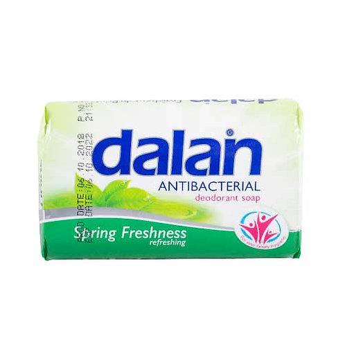 Dalan Antibacterial Spring FreshnessRefreshingSoap 125g