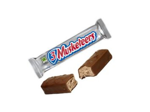 3 Musketeers 54g Chocolate Bar