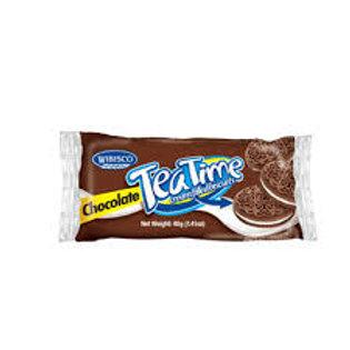 TeaTime Chocolate Biscuit  1.41oz