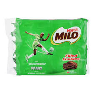 Nestle Milo Filled Cookies 408g  pack