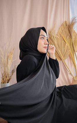 Khayra Pashmina Black