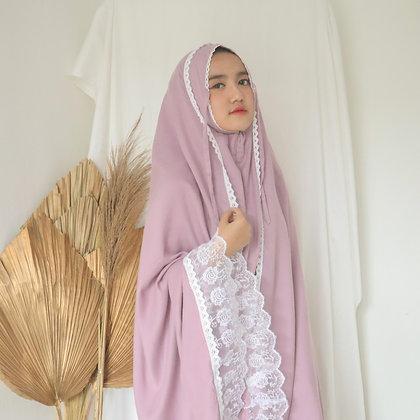 Mukenah 2in1 Lavender