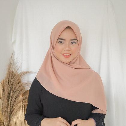 Hijab Square Vol.2 Coral