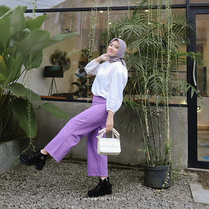 Clara Jeans Lilac