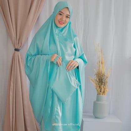 Mukenah Silk Premium Tosca
