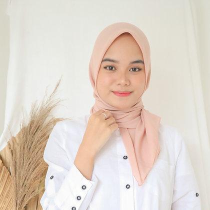 Hijab Square Premium Edition Blush