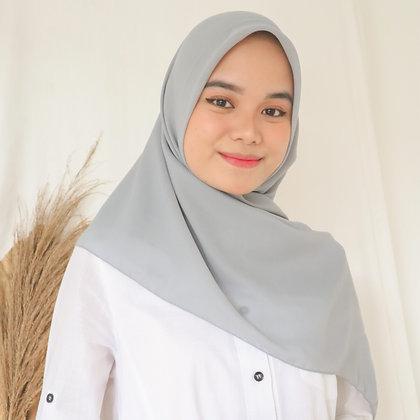 Hijab Square Premium Edition Periwinkle