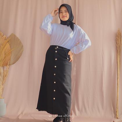 Noura Jeans Black