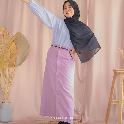 Noura Jeans Purple