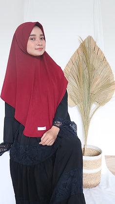 Daily Instan Hijab Maroon