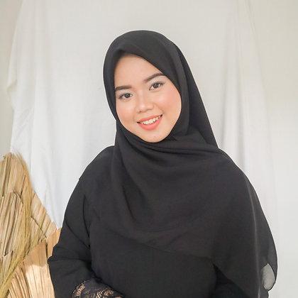 Hijab Square Vol.2 Black