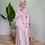 Thumbnail: Dress Plisket - Pink