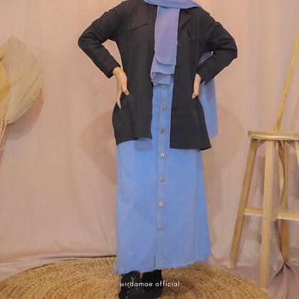 Noura Jeans Sky Blue