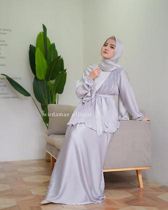 Dress Plisket - Grey