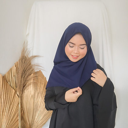 Hijab Square Vol. 2 Navy