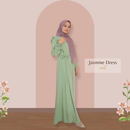 Jasmine Dress - Mint