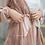 Thumbnail: Dress Plisket - Peach