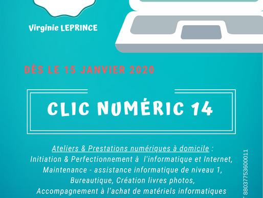 Les Ateliers de Clic Numéric 14
